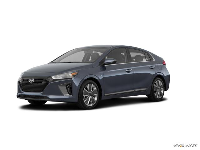 2018 Hyundai IONIQ Hybrid Vehicle Photo In Milford, CT 06460