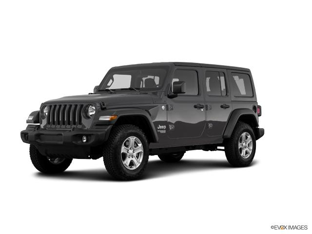 2018 Jeep Wrangler Unlimited Vehicle Photo in Naples, FL 34109