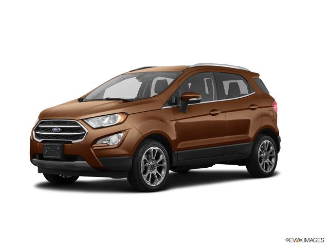 2018 Ford EcoSport Vehicle Photo in Newark, DE 19711