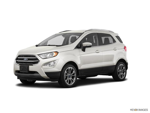 2018 Ford EcoSport Vehicle Photo in Colorado Springs, CO 80920