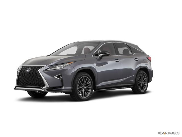 2018 Lexus RX 450h Vehicle Photo in Santa Barbara, CA 93105
