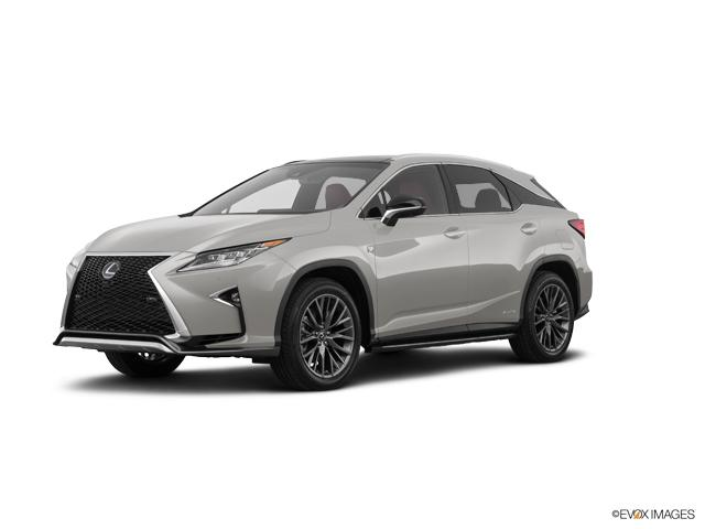 2018 Lexus RX 450h Vehicle Photo in Oxnard, CA 93036