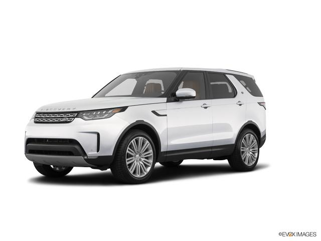 fuji white 2018 land rover discovery hse for sale in durham - l18296