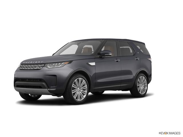 2018 Land Rover Discovery Vehicle Photo in Charlotte, NC 28227