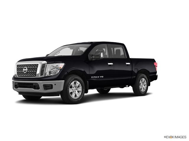 2018 Nissan Titan Vehicle Photo in Appleton, WI 54913