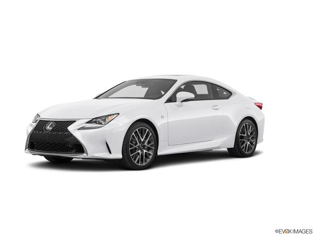 2018 Lexus RC 300 Vehicle Photo in Fort Worth, TX 76132