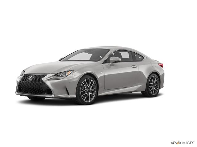 Freehold Atomic Silver 2018 Lexus Rc 300 Used For Sale Stk004543