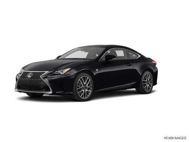 2018 Lexus RC 350 Vehicle Photo in Santa Monica, CA 90404