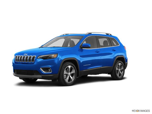 2019 Jeep Cherokee Vehicle Photo in Kaukauna, WI 54130