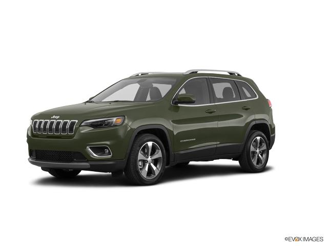2019 Jeep Cherokee Vehicle Photo in Austin, TX 78759