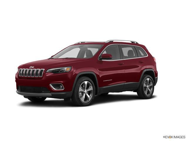 2019 Jeep Cherokee Vehicle Photo in Saginaw, MI 48609