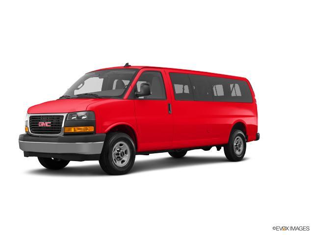 Select 2018 GMC Savana Passenger