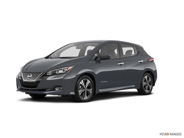 2018 Nissan Leaf Vehicle Photo In Ellensburg Wa 98926