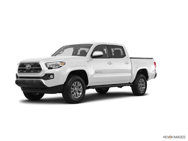 2018 Toyota Tacoma Vehicle Photo in Jasper, GA 30143