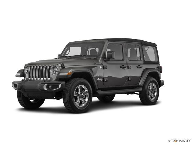 2018 Jeep Wrangler Unlimited Vehicle Photo in Glenwood Springs, CO 81601