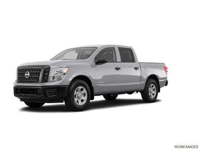 2018 Nissan Titan Vehicle Photo in Bedford, TX 76022
