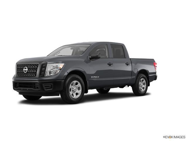 2018 Nissan Titan Vehicle Photo in Bedford, TX 76022