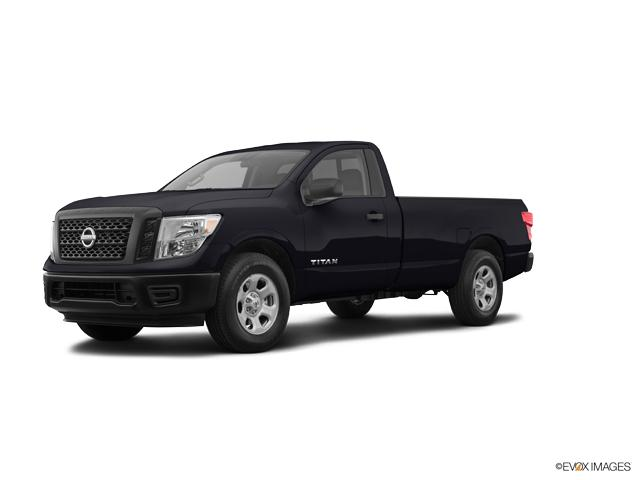 2018 nissan titan for sale in new port richey 1n6aa1r71jn507739 maus nissan. Black Bedroom Furniture Sets. Home Design Ideas