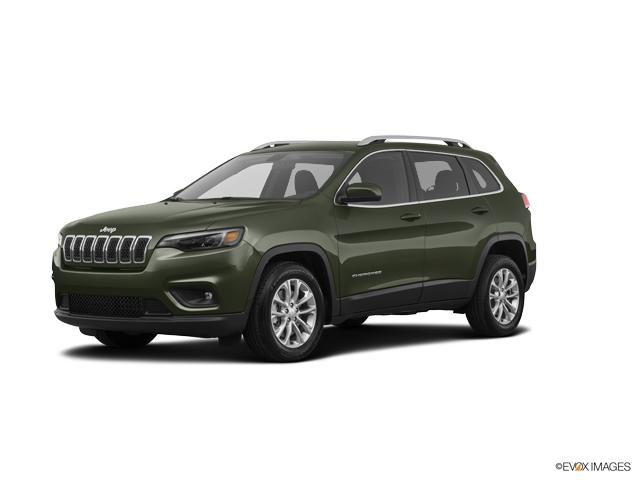 2019 Jeep Cherokee Vehicle Photo in Harvey, LA 70058