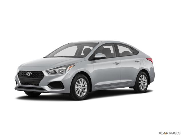 2018 Hyundai Accent Vehicle Photo in Merrillville, IN 46410