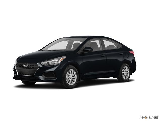 2018 Hyundai Accent Vehicle Photo In Milford, CT 06460