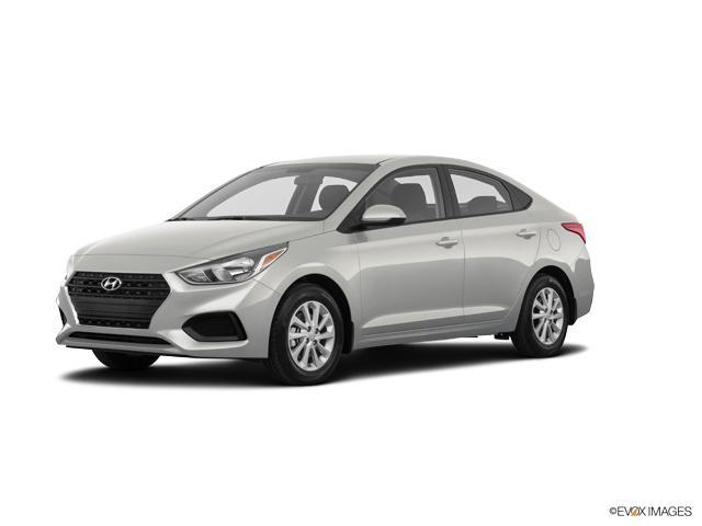 Select 2018 Hyundai Accent