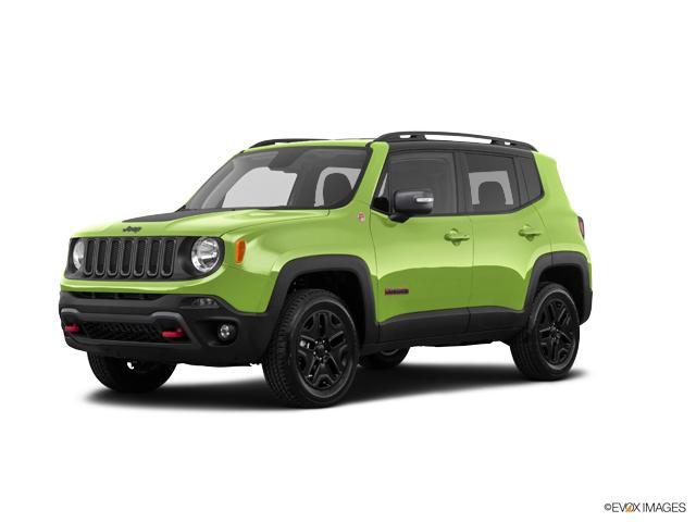2018 Jeep Renegade Vehicle Photo in Kaukauna, WI 54130
