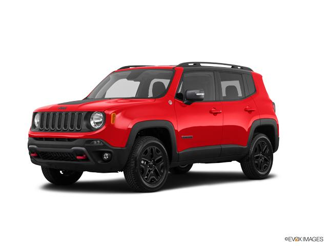 2018 Jeep Renegade Vehicle Photo in San Antonio, TX 78230