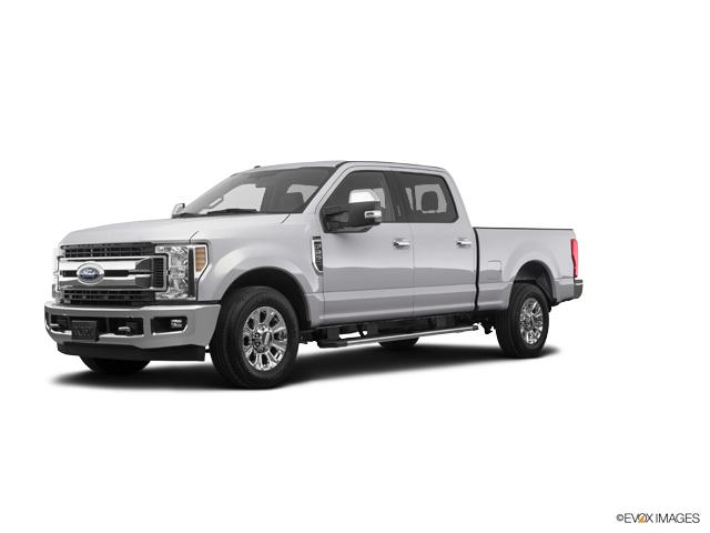 2018 Ford Super Duty F-250 SRW Vehicle Photo in Colorado Springs, CO 80920