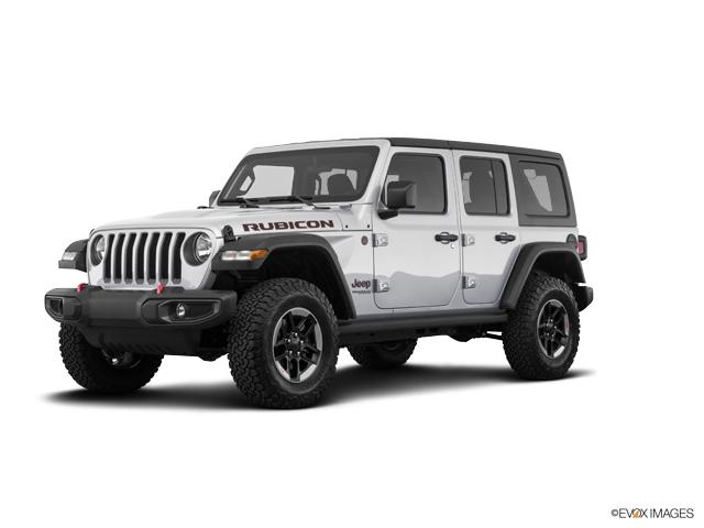 2018 Jeep Wrangler Unlimited Vehicle Photo in Danville, KY 40422