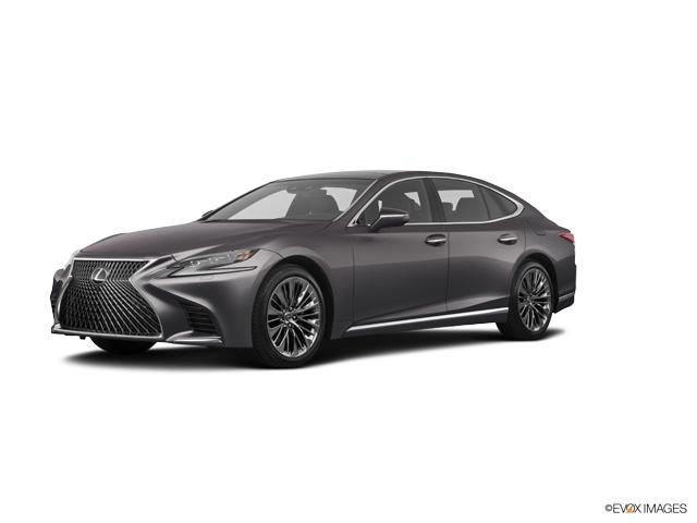 2018 Lexus LS 500 Vehicle Photo in Appleton, WI 54913