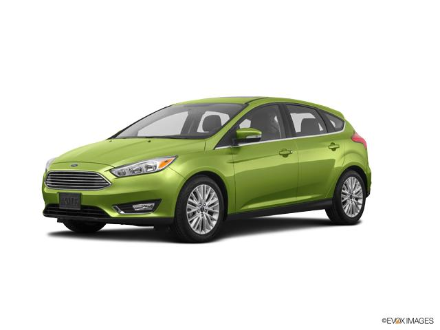 2018 Ford Focus Vehicle Photo in Oshkosh, WI 54901-1209