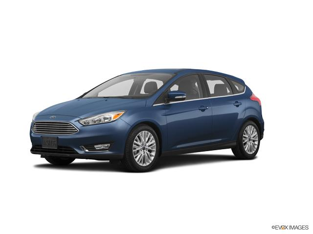 2018 Ford Focus Vehicle Photo in San Antonio, TX 78230