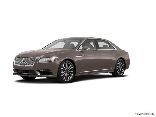 2018 LINCOLN Continental Vehicle Photo in Denver, CO 80123