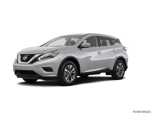 2018 Nissan Murano Vehicle Photo in Anchorage, AK 99515