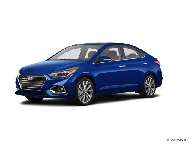 2018 Hyundai Accent Vehicle Photo in Melbourne, FL 32901