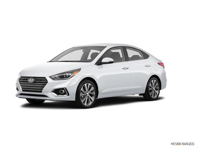 2018 Hyundai Accent Vehicle Photo in Great Falls, MT 59401