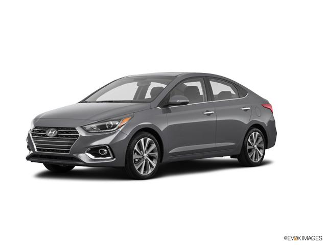2018 Hyundai Accent Vehicle Photo in Colorado Springs, CO 80920