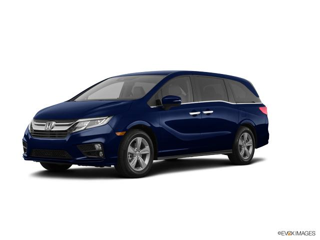 2019 Honda Odyssey Vehicle Photo in Allentown, PA 18103