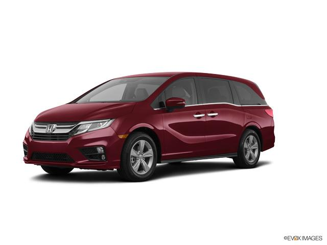 2019 Honda Odyssey Vehicle Photo in Oshkosh, WI 54904