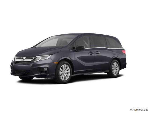 2019 Honda Odyssey Vehicle Photo in Harrisburg, PA 17112