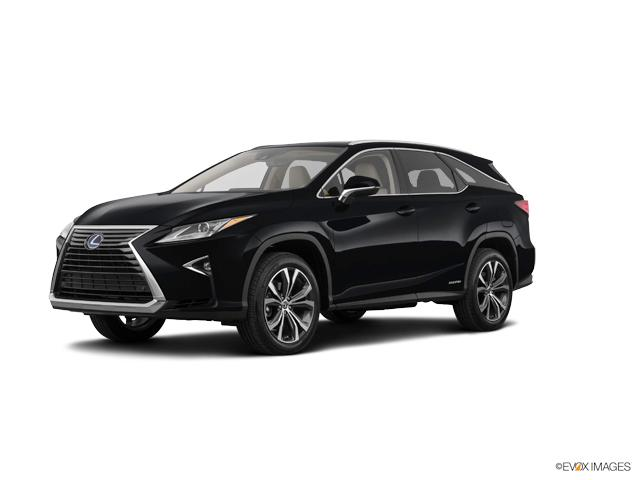 2018 Lexus RX 450hL Vehicle Photo in Santa Monica, CA 90404