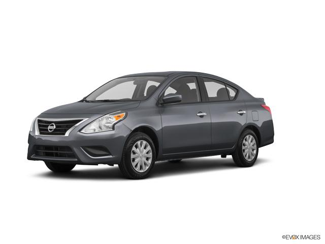 2018 Nissan Versa Sedan Vehicle Photo in Colorado Springs, CO 80920
