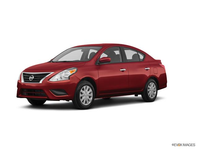 2018 Nissan Versa Sedan Vehicle Photo in Greeley, CO 80634