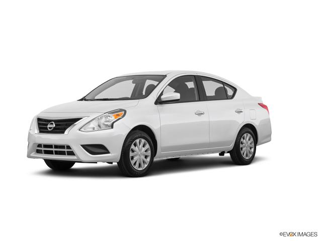 2018 Nissan Versa Sedan Vehicle Photo in Bedford, TX 76022
