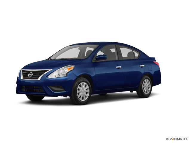 2018 Nissan Versa Sedan Vehicle Photo in Highland, IN 46322
