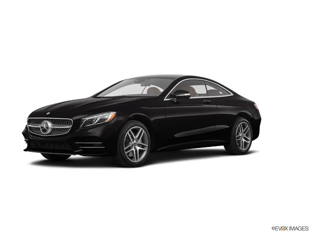 2018 Mercedes-Benz S-Class Vehicle Photo in Houston, TX 77079