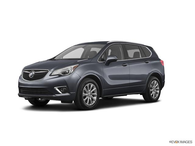 Satin Steel 2019 Buick Envision For Sale At Bergstrom Automotive
