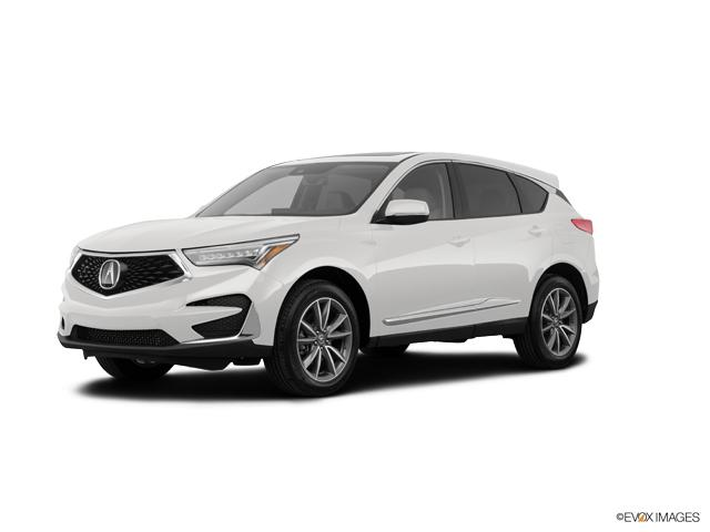 New Acura Rdx At Fox Auto Team El Paso