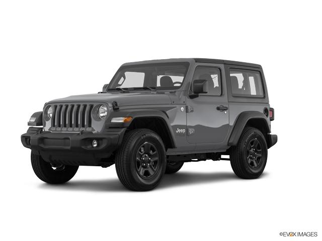 2018 Jeep Wrangler Vehicle Photo in Gardner, MA 01440